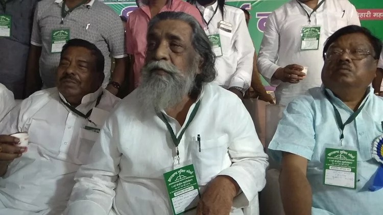 संथाल किंग शिबू सोरेन