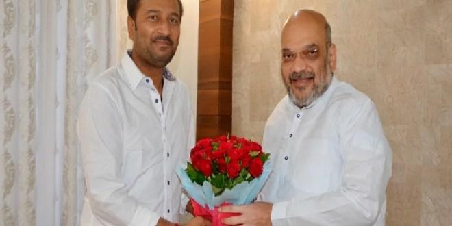 सुदेश महतो ने भाजपा से गठबंधन