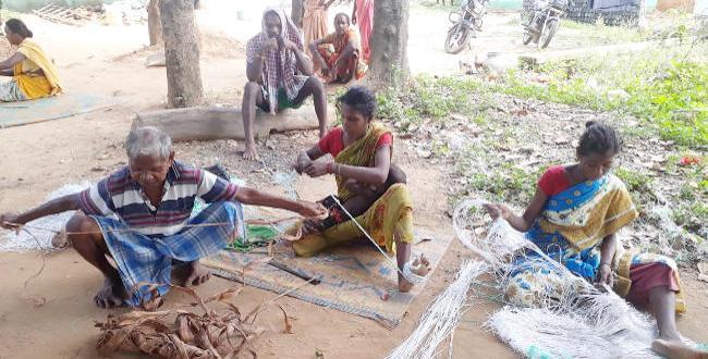 आदिम जनजाति के बिरहोर समुदाय का हालत झारखंड में बदतर