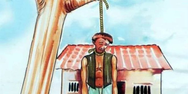 किसानों का मसीहा के राज्य में किसान ने की आत्महत्या