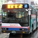 【じょうてつバス】札幌200か4491