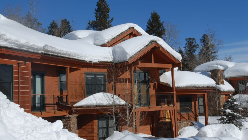 Moose Creek Townhomes in Teton Village  Jackson Hole Hotels