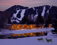 Rustic Inn Hotel in Jackson | Jackson Hole Central ...