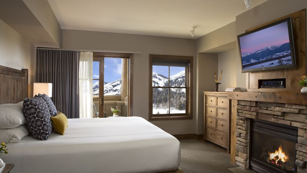 Our 385 rooms include stunning suites, main lodge hotel rooms, and quiet cottages. Teton Mountain Lodge Spa In Teton Village Jackson Hole Central Reservations