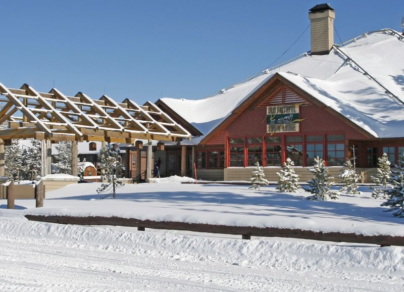 Yellowstone National Park Lodges  Jackson Hole WY Central
