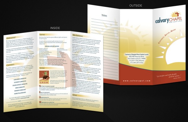Quality Brochure Design And Printing - Professional