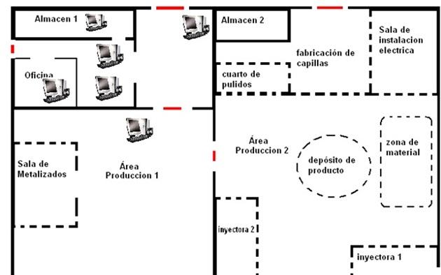 Empresa de fabricación de artículos funerarios ACUÑA S.A