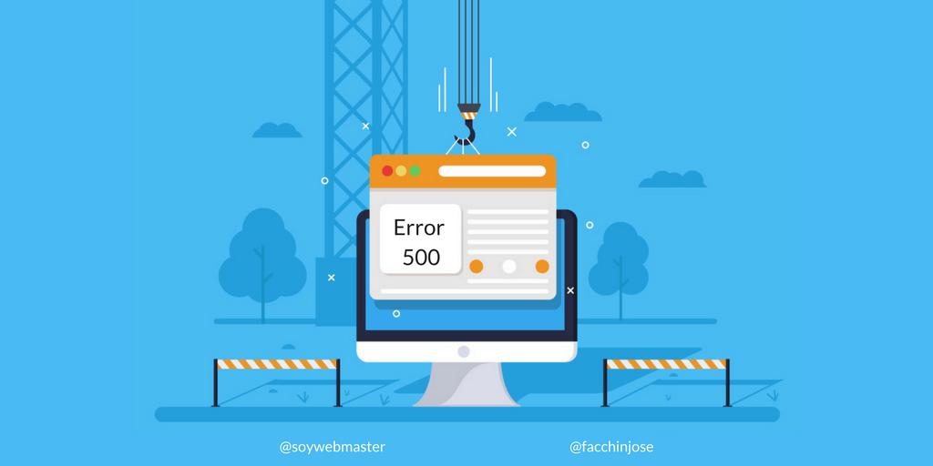 ¿Cómo solucionar un error 500 en WordPress?