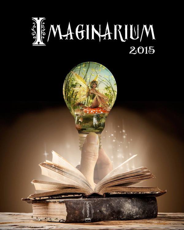 Imaginarium 2015 program cover