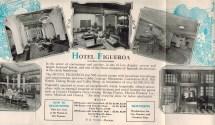 Hotel Figueroa . Graham