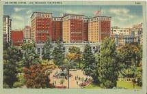 Los Angeles Biltmore Hotel . Graham