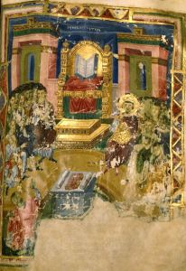 First Council of Constantinople (Wikicommons)