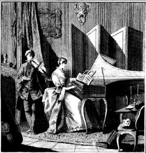 From Le Maistre de Clavecin (Paris: 1753). Digitized by IMSLP.