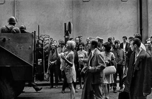 """Josef Koudelka, """"CZECHOSLOVAKIA. Prague. August 1968."""""""