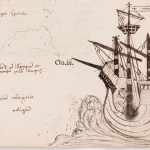 CN10550 - Cicero - Opera omnia, vol. 2, ship drawing close up- RCP-Mike Fear 1000px (1)