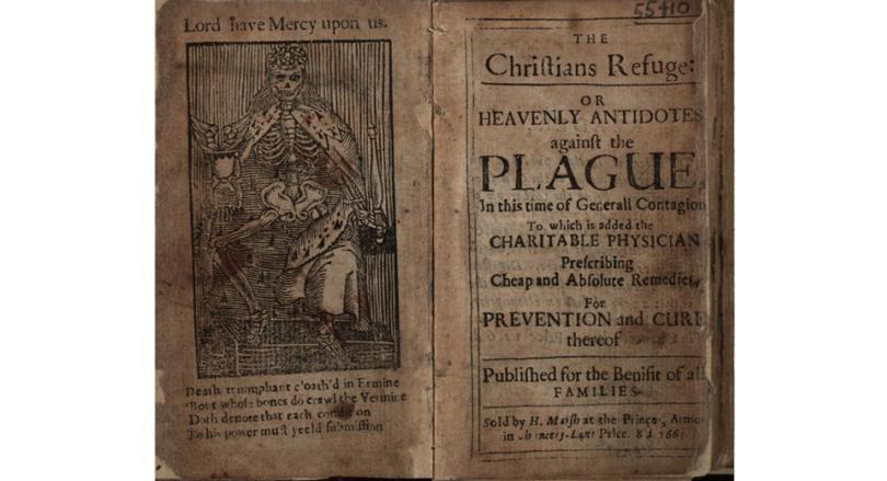 plague landscape