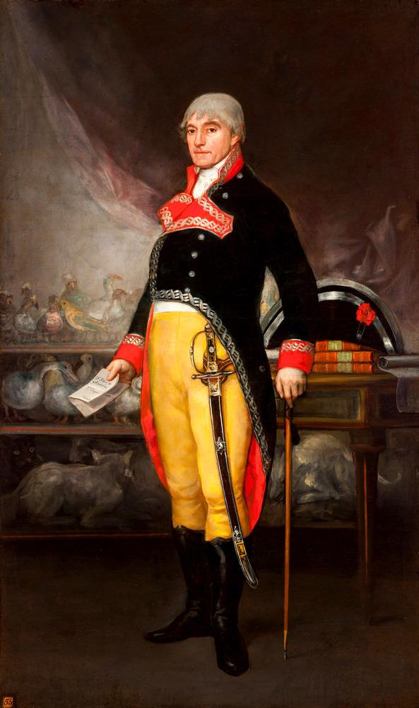 5 Azara Goya