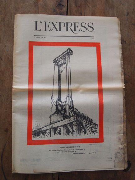 express-cover-29-may-1958