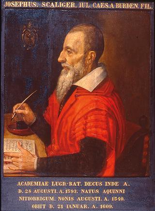 Portrait of Josephus Justus Scaliger, by Jan Cornelisz, 1608_Credit_WikiCommons
