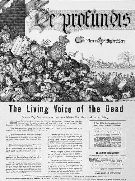 Arthur_Szyk_(1894-1951)._De_Profundis_(Chicago_Sun)_(1943),_Chicago