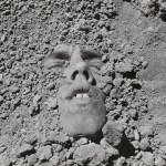 Wojnarowicz Untitled (Face in Dirt) 1992-1993