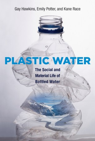 Plastic Water (book cover)