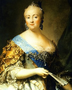 empress elizabeth of russia