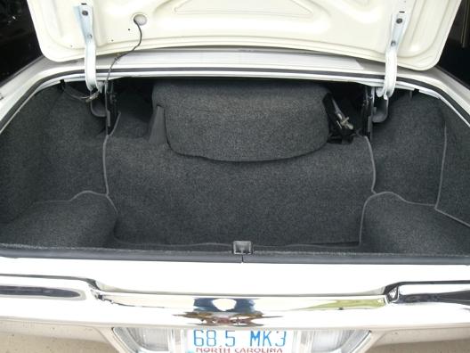 196812 Lincoln Continental Mark III