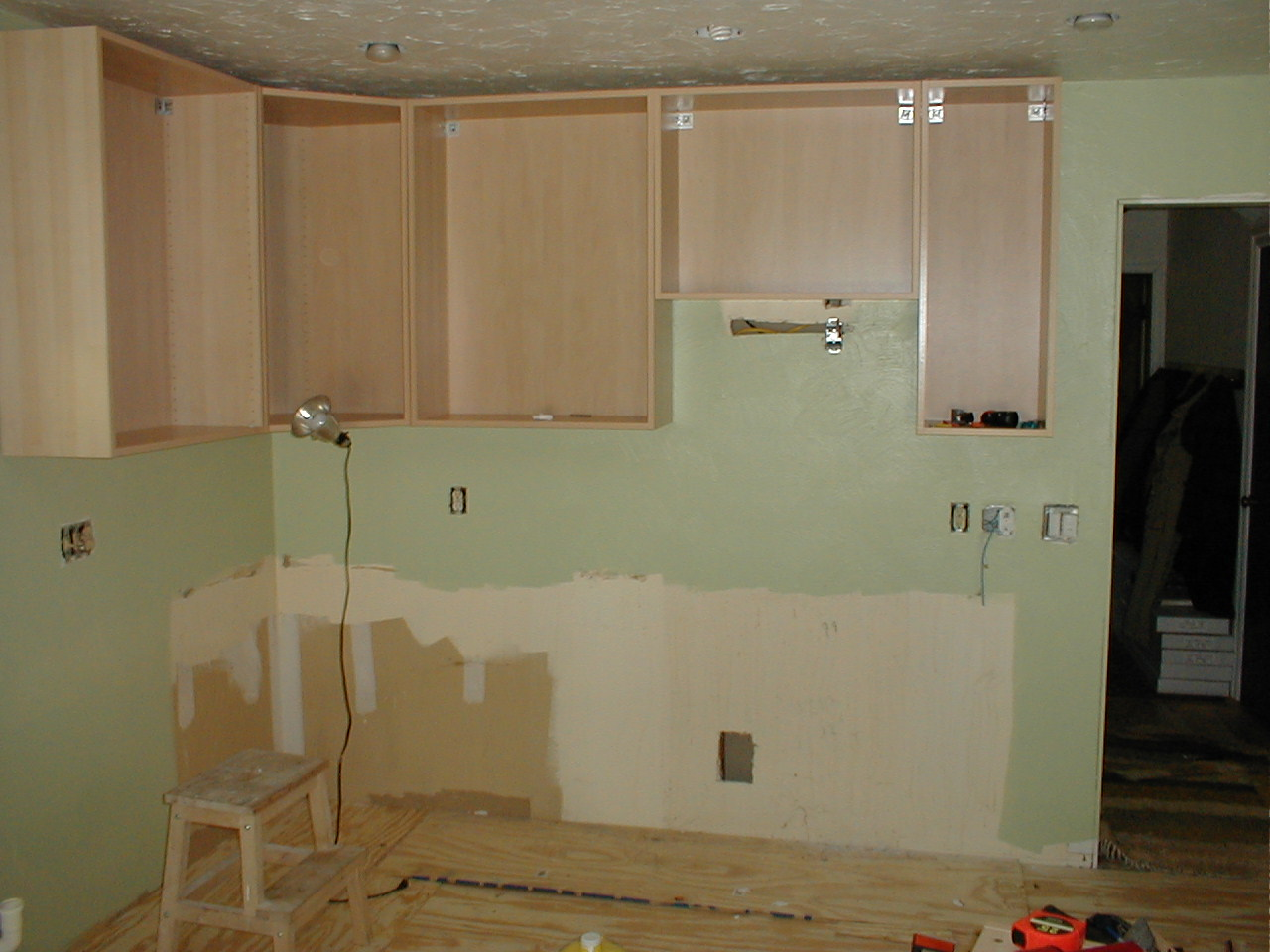 hanging kitchen shelves granite table cabinet myideasbedroom