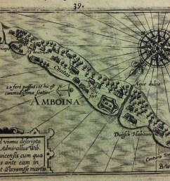 view of ambon from jacob van neck het tweede bo university of amsterdam [ 1672 x 1193 Pixel ]