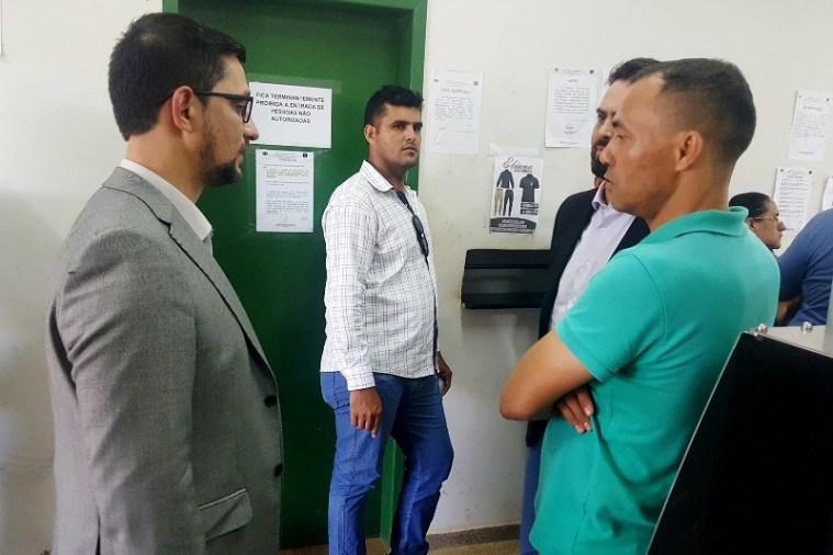 Inspeção da ALE identifica diversas irregularidades na Penitenciária Milton Soares de Carvalho