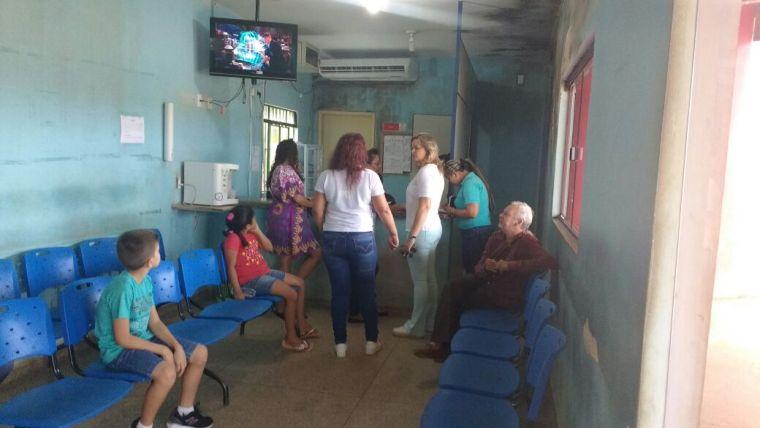 ULISSES GUIMARÃES-Vereadora Ada Dantas solicita médicos para Posto José Adelino