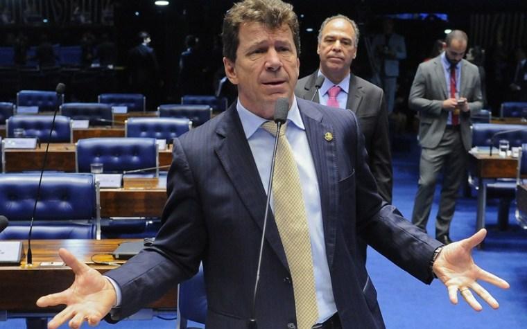 Senador Ivo Cassol é interceptado em inquérito sobre prostituição