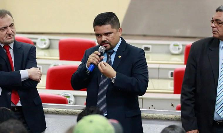 Jesuíno Boabaid fala sobre questão fundiária da Gleba Cuniã