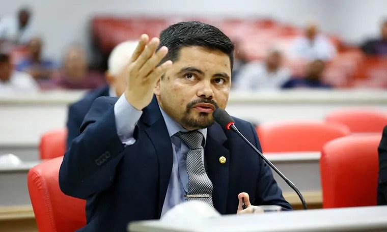 Deputado Jesuíno requer criação de Comissão Temporária Especial