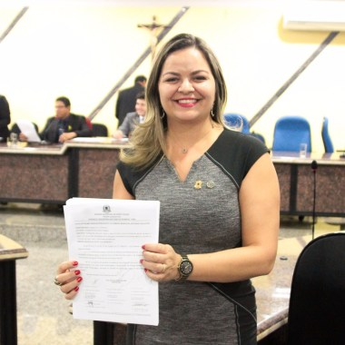 FALTA DE ÁGUA E ENERGIA – Aprovado Projeto de Lei da Vereadora Ada Dantas Boabaid na Câmara Municipal