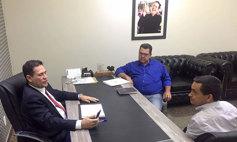 Maurão intercede e Governo libera recursos para recapeamento asfáltico em Novo Horizonte