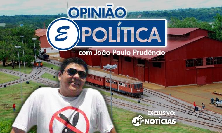 OPINIÃO E POLÍTICA – Por dois dias em Brasília, secretário vai receber quase R$ 2 mil em diárias – Por João Paulo Prudêncio