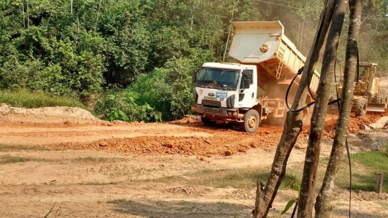 Júnior Cavalcante tem pedido atendido na zona Rural