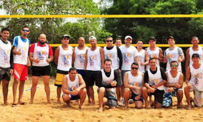 ESPORTE: Open de vôlei é sucesso na Vila Tupy