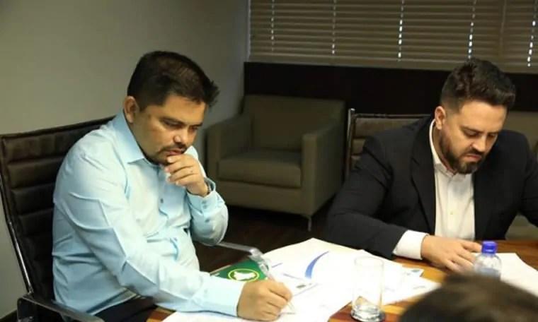 Membros da secretaria de segurança debatem planejamento da gestão