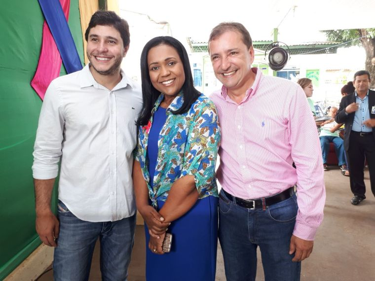 Vereadora Joelna Holder participa de projeto de Hortas Orgânicas a Casa do Ancião São Vicente de Paula