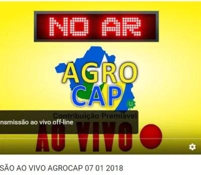 """AgroCap anuncia """"férias por tempo indeterminado"""" após suspeitas denunciadas pela Folha"""