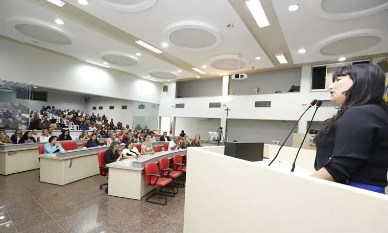 Culto abre trabalhos legislativos de 2018