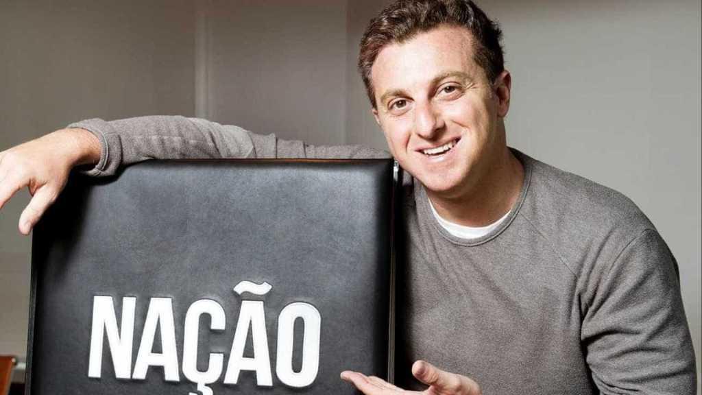 Luciano Huck pede para continuar em pesquisas do Ibope para o Planalto
