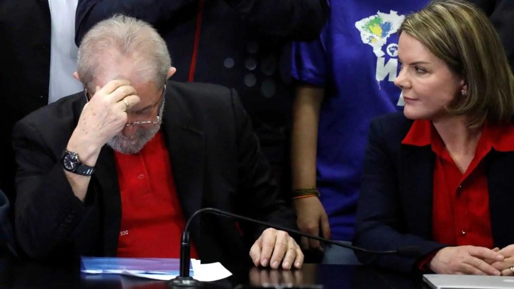 PT tem medo de seguir sem Lula