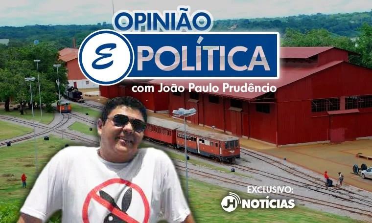 OPINIÃO E POLÍTICA – SAMU possui apenas duas ambulâncias para atender Porto Velho e distritos – Por João Paulo Prudêncio