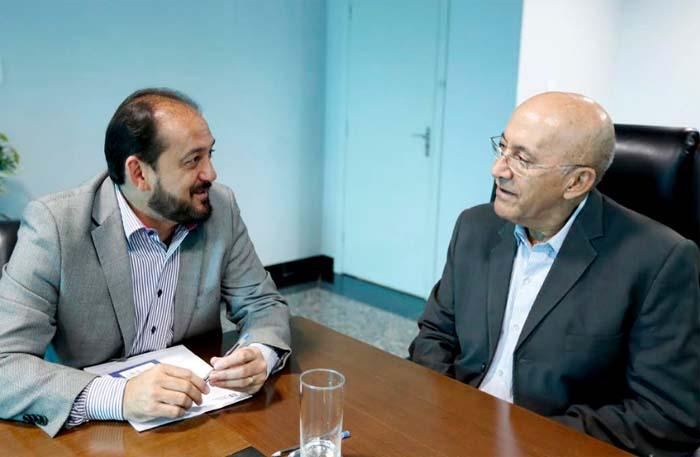 Deputado Laerte Gomes pede ao governador que reavalie lotação de professores pelo Projeto Gênesis