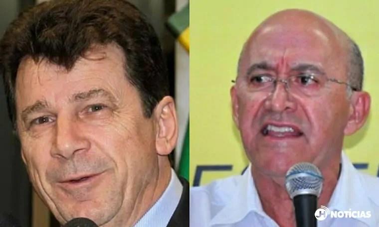 """ELEIÇÕES – Em 2010, Confúcio acusava Cassol de ser agenciador de empresas, dono de """"laranjas"""" e coronel – Vídeo"""