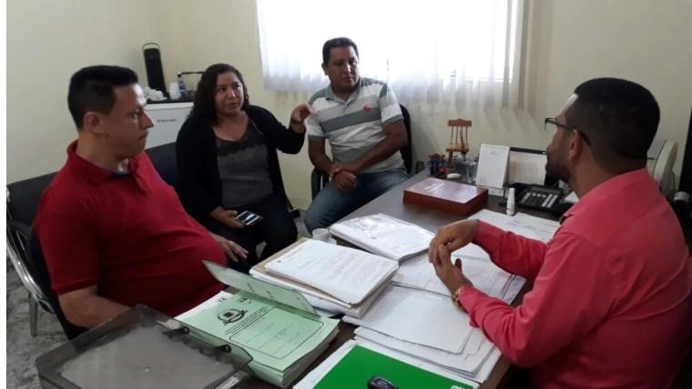 Edesio Fernandes se reúne com associação para tentar construir sede
